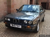 Picture Bmw 3 series 325i convt 1990. For sale...