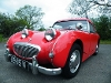 Picture Austin Healey Frogeye Sprite 1959 Petrol