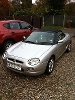 Picture 1998 Mg F 1.8 Petrol Silver Owners Club Car