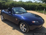 Picture Mazda MX-5 Icon (2008) For sale from Lodge...