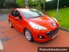 Picture Peugeot 207 active hdi diesel 5 door (2012) For...