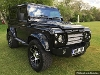 Picture 1987 (new build) Defender 90 with Chevy ZZ4...