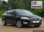Picture Ford Mondeo TITANIUM 140 TDCI, Aux-in,...