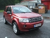 Picture 2010 land rover freelander