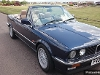 Picture Bmw 3 series 325i cabriolet royal blue metallic...