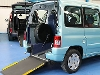Picture Citroen Berlingo wheelchair accessible vehicle...