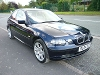 Picture 2004 BMW 318 2.0 ti SE Compact blue only 88316...