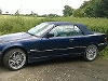 Picture 1997 bmw 323i convertible blue